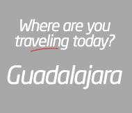 Bus travel to Guadalajara