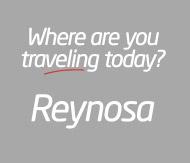 Bus travel to Reynosa